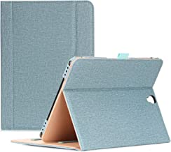 ProCase Galaxy Tab S3 9.7 Case, Stand Folio Case Cover for Galaxy Tab S3 Tablet (9.7 Inch, SM-T820 T825), with Multiple Viewing Angles, Document Card Pocket - Teal