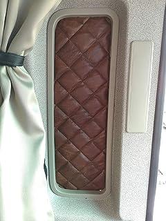 KRAM TRUCK Abdeckungen, Fenstervorhänge auf Man TGX Low Cabin, 2 Stück, 12 Farben