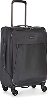 Antler 4081186026 Oxygen 4W Cabin Roller Case Carry-Ons (Softside), Gray, 56 cm