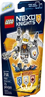 Best nexo knights ultimate lance Reviews