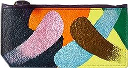 Anuschka Handbags - 1140 RFID Blocking Card Case With Coin Pouch