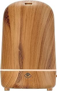 Serene House Ultrasonic Aroma Diffuser Light House Scentilizer Light Wood