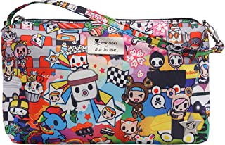 JuJuBe Be Quick Baby Wipe Carrying Case/Detachable Wristlet, Tokidoki Collection - Sushi Cars