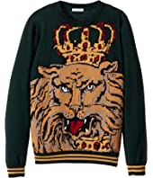 Dolce & Gabbana Kids - Lion King Sweater (Big Kids)