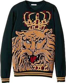 Dolce & Gabbana Kids - Lion King Sweater (Big Kids)