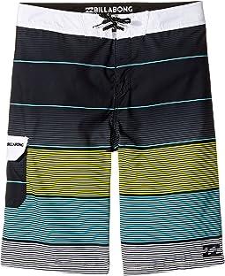 Billabong Kids - All Day OG Boardshorts (Big Kids)