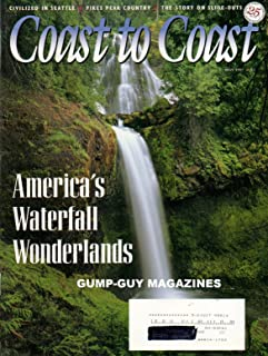 Coast To Coast May 1997 Magazine AMERICA'S WATERFALL WONDERLANDS Seduced By Seattle COLORADO'S PIKES PEAK COUNTRY