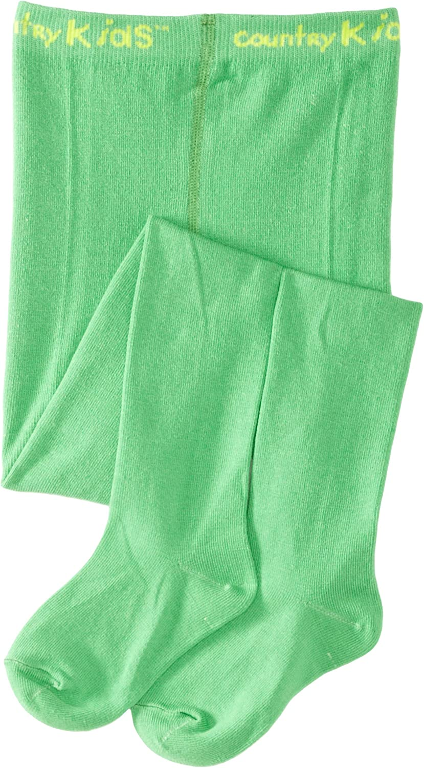 Country Kids Tights - Apple Green