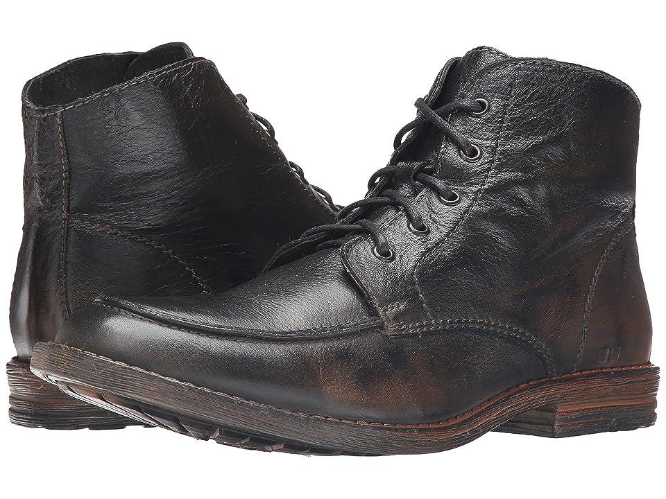 Bed Stu Curtis (Black Barcelona/Rust BFS Leather) Men