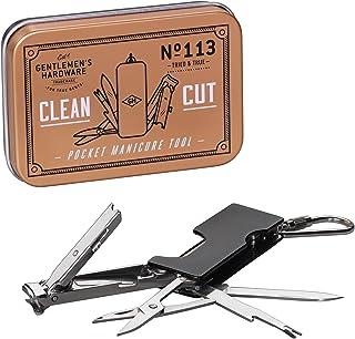 Gentlemen Hardware - Herramienta de manicura de bolsillo