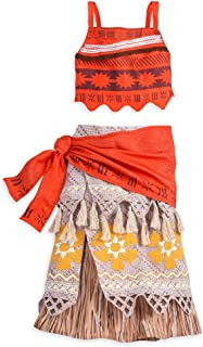 Disney Moana Costume for Kids Multi