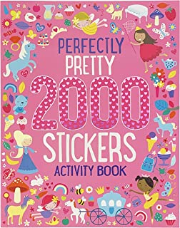 2000 Stickers: Perfectly Pretty Activity Book