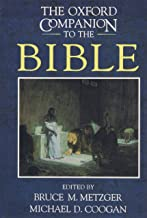 The Oxford Companion to the Bible (Oxford Companions)