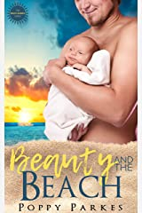 Beauty and the Beach: A Marriage & Baby of Convenience Instalove Romance) Kindle Edition