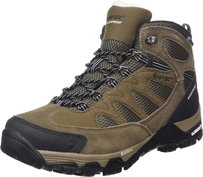 Hi-Tec Men's Riverstone Ultra Waterproof High Rise Hiking Boots