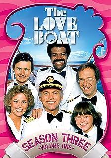 Love Boat: Season 3 - Vol 1 (4 Dvd) [Edizione: Stati Uniti] [Italia]