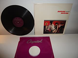Duran Duran ‎– Duran Duran - Capitol Records ‎– ST-12158 Format: Vinyl, LP, Album, Reissue Country: US Released: 1983 Genre: Electronic, Rock, Pop Style: New Wave, Synth-pop - VG++/VG++