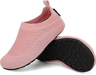 SAGUARO Chaussons Enfants Pantoufle d'intérieur Antidérapantes Chaussures de Semelle Gr.20-37