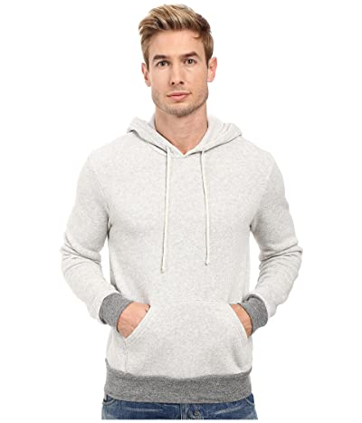 Alternative Challenger Pullover Hoodie (Eco Oatmeal/Eco Grey) Men