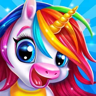 Glitter Unicorn - Pet Babysitting & Dress-Up