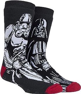 Hombre Star Wars invierno calientes gruesos termicos calcetines antideslizantes