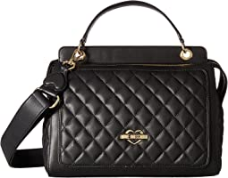 LOVE Moschino - Fashion Quilted Handbag