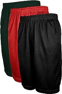 ViiViiKay Men's Active Running Basketball Mesh Shorts with Pockets in Sets S-5XL