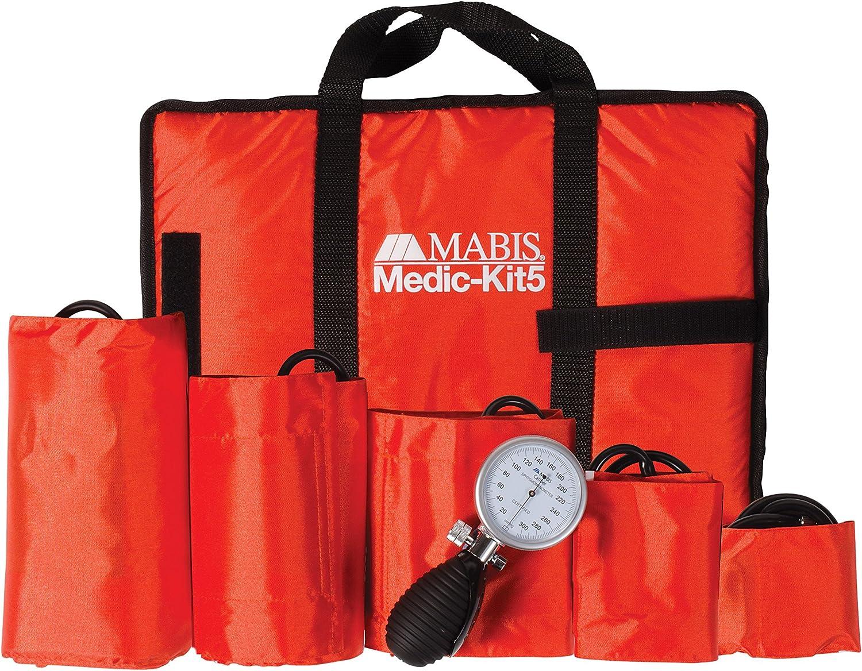 MABIS Medic-Kit5 EMT and favorite Paramedic First Calibrat Aid with Mail order Kit 5