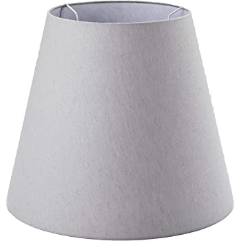 House Doctor Py0223 Paralume, Illy, Grigio, h: 42 cm
