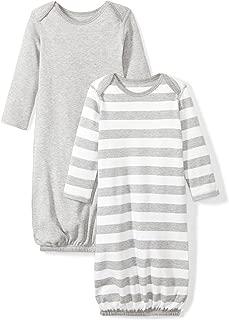 Baby Set of 2 Organic Sleeper Gowns
