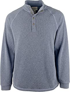Palm Canyon Reversible Snap Mock Neck Pullover