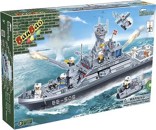 BanBao 8411 rcraft Carrier, grau