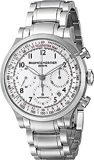 Baume & Mercier - Reloj automático Suizo BMMOA10061 Capeland para Hombre con Pantalla analógica