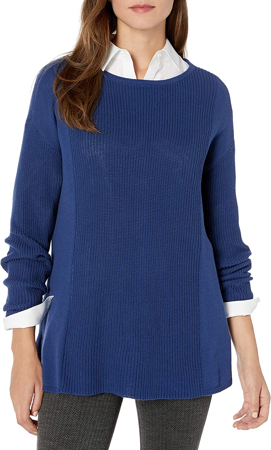 Chaus Women's Long Sleeve Pullover Sweater