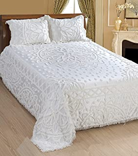 Chenille Bedspreads.Amazon Com Chenille Bedspreads Coverlets Sets Bedding Home