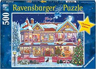 Ravensburger 14769The Christmas House Puzzle