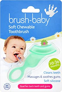 brush baby chewable toothbrush