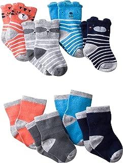 Gerber Baby Boys' 8-Pair Sock