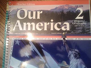 Our America Grade 2 History/Geography Reader Teacher's Edition