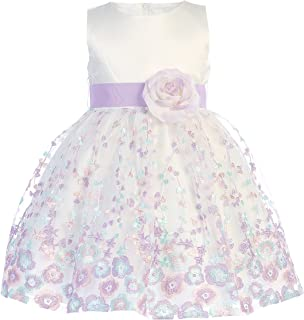 178d20bcaec Lito Childrens Wear Girls Easter Dress - Spring Dress - Wedding Party Dress  - Flower Girl