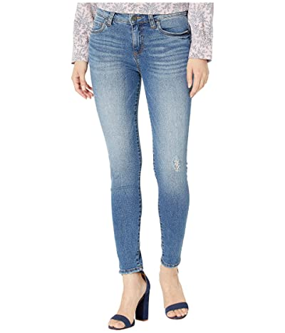 KUT from the Kloth Connie Ankle Skinny Regular Hem in Consciously Wash (Consciously Wash) Women