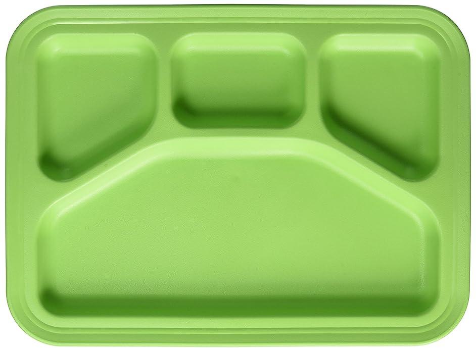 Green Eats Divided Tray, Green