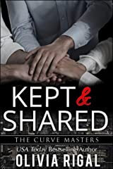 Kept and Shared (The Curve Masters Book 4) Kindle Edition