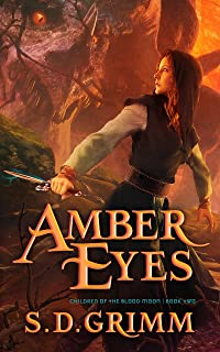 Amber Eyes (Children of the Blood Moon)
