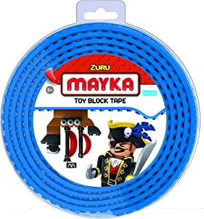 NOPS 2 Meter - MAYKA Block Tape,Blue,Medium 2 m