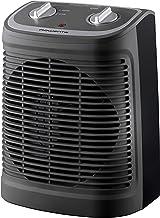 Rowenta Instant Comfort Compact Calefactor, 2400 W, 44 Decibelios, 2 Velocidades, Negro (Reacondicionado)