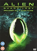 Alien Quadrilogy (5 Dvd) [Edizione: Regno Unito] [Reino Unido]