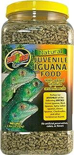 Zoo Med Natural Juvenile Iguana Food