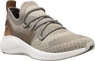 Timberland Men's Flyroam Go Knit Sneakers Size 9.5 A1J9EPURECASHMERSZ95