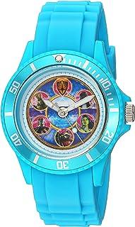 ساعة مارفل جارديان كوارتز مع سوار بلاستيكي، ازرق، 24 موديل WMA000111